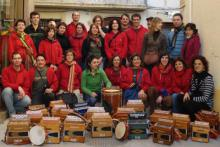 La diatonica folk